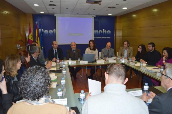 El Gobierno de Castilla-La Mancha aborda con representantes de los autónomos de la región el futuro Plan de Autoempleo