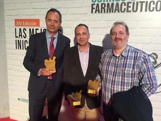 Premiado un protocolo sobre el manejo de EPOC desarrollado por profesionales del Área Sanitaria de Guadalajara