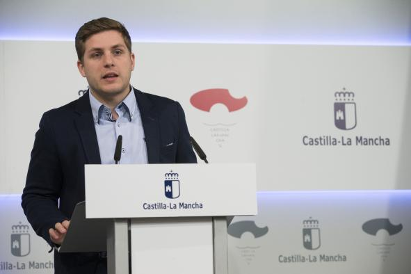 El portavoz, Nacho Hernando, en rueda de prensa sobre acuerdos Consejo de Gobierno