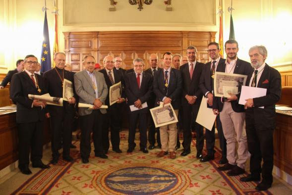 Felpeto afirma que no es posible entender la historia de Toledo del Siglo XX sin la labor desplegada por la Real Academia de Bellas Artes y Ciencias Históricas