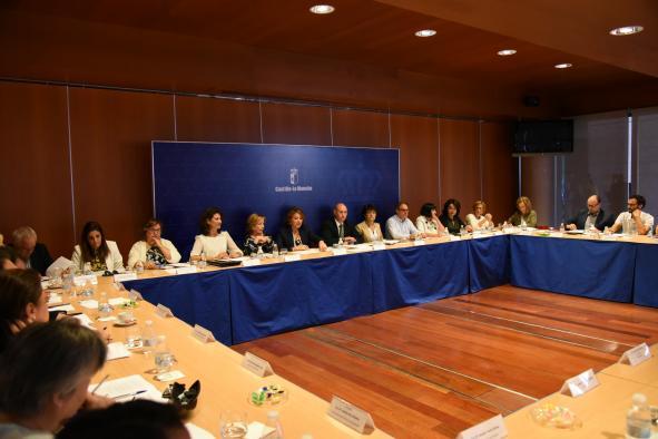 Consejo regional de Servicios Sociales
