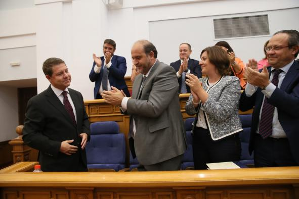 El presidente García-Page anuncia una ambiciosa estrategia de recuperación e impulso de las políticas sociales, sanitarias y educativas