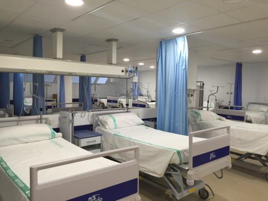 El Hospital de Toledo ha reducido en el último año las demoras para ingresos urgentes y los tiempos de permanencia en el servicio de Urgencias