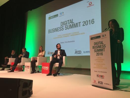 El Gobierno regional reafirma su compromiso de potenciar las nuevas tecnologías para mejorar la competitividad empresarial