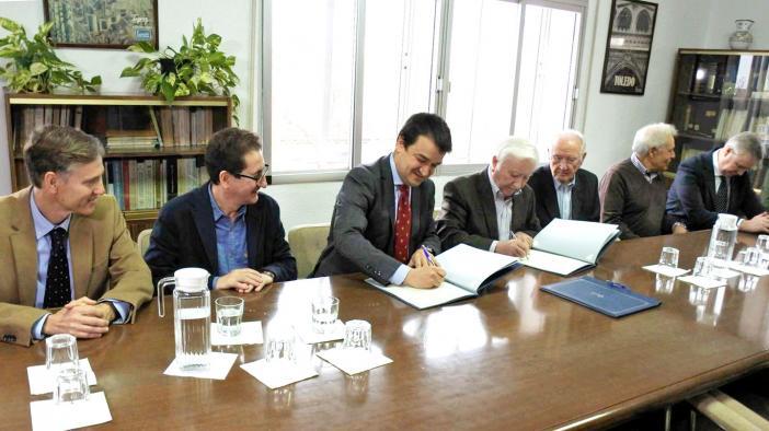 El Gobierno regional recupera el Laboratorio de Mejora Genética Animal del CERSYRA en Valdepeñas, desmantelado en la anterior legislatura