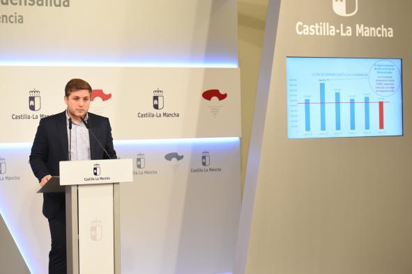 El Gobierno regional realiza 3.800 resonancias magnéticas más al mes, un 80 por ciento por encima de la pasada legislatura