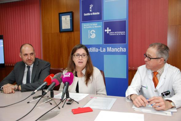 Balance de actividad en el Área Sanitaria de Talavera