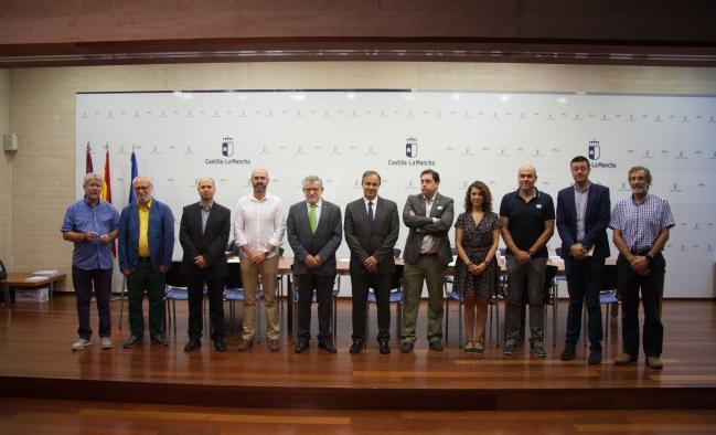 Consejo de la Lectura y Bibliotecas de Castilla La Mancha