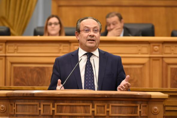 Las políticas económicas y presupuestarias del Gobierno de García-Page han contribuido a la buena marcha de la economía regional