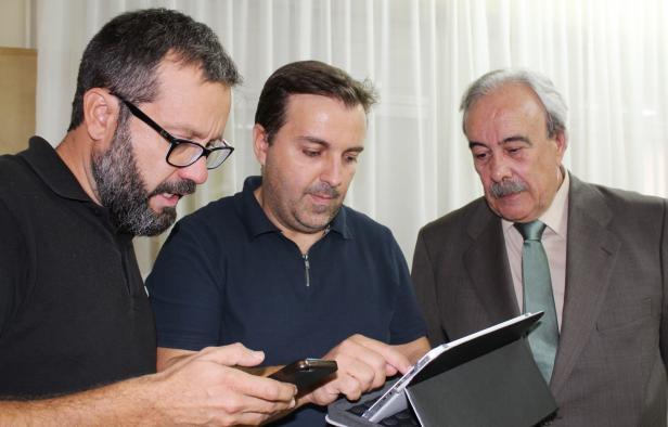proyecto piloto libros digitales en el colegio El Doncel