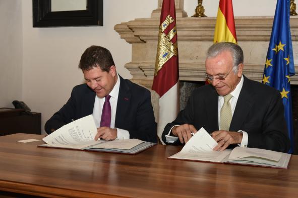 Acuerdo marco de colaboración con 'la Caixa'