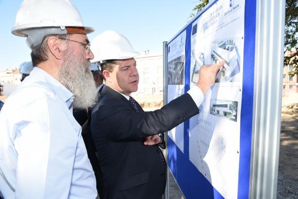 El Gobierno regional invertirá más de 3 millones de euros en la sustitución del Colegio 'San Agustín' de Casa Ibáñez