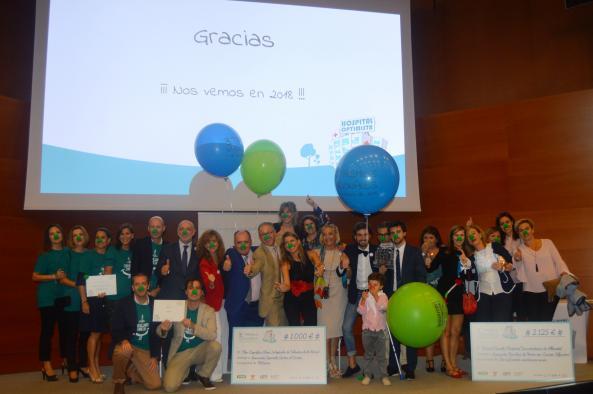 Los Premios Hospital Optimista reconocen la labor de humanización de profesionales y centros sanitarios públicos de Castilla-La Mancha