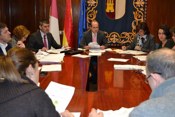 Comisión S.S. Laboral 6 febrero