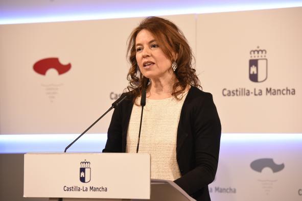 """El Gobierno de Castilla-La Mancha denuncia que es """"muy triste"""" que el Gobierno de España no haya gastado 44 millones de la Dependencia"""
