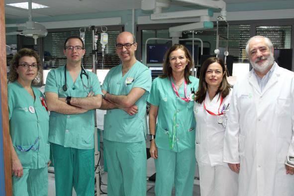 La Unidad de Arritmias de la Gerencia de Atención Integrada de Albacete implanta, por primera vez, un desfibrilador cardíaco subcutáneo