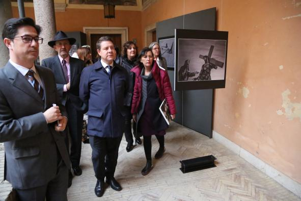 El Gobierno de Castilla-La Mancha amplía la exposición sobre la Semana Santa de Cuenca en Roma hasta el 1 de mayo