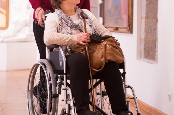 Los discapacitados de Castilla-La Mancha y sus acompañantes podrán acceder por primera vez gratis a los museos públicos a partir de mañana