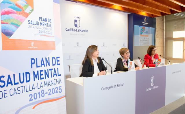 El Plan de Salud Mental de Castilla-La Mancha 2018-2025 ve la luz con la participación de usuarios, familiares y profesionales