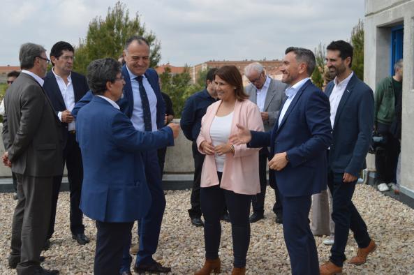 El Gobierno de Castilla-La Mancha hace realidad la mejora del ciclo integral del agua en la Mancomunidad 'El Girasol' garantizando la calidad y presión suficiente a sus 25.000 habitantes