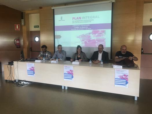 El anteproyecto de Ley de Garantía de Ingresos y Garantías responde a las necesidades de la población de Castilla-La Mancha