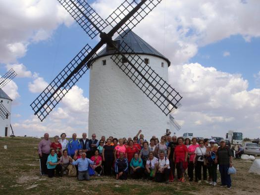 Más de 1.000 mayores han participado hasta el momento en las Rutas Senderistas iniciadas en abril por el Gobierno de Castilla-La Mancha