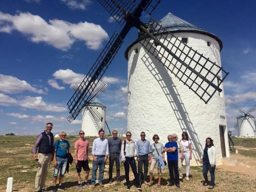 El Gobierno de Castilla-La Mancha, a través del IPEX, ha celebrado una misión comercial inversa de turoperadores y agencias de viajes de Noruega