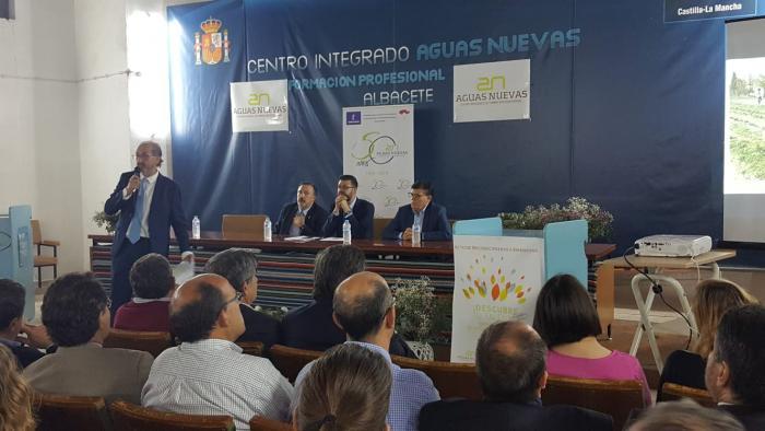 50 aniversario CIFP Aguas Nuevas