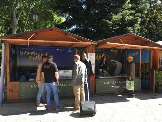 Castilla-La Mancha participa por primera vez en MADbird Fair, la feria especializada en turismo de naturaleza y ecoturismo