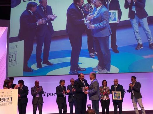 El programa del Gobierno de Castilla-La Mancha 'Profesional Experto por Experiencia en Salud Mental', galardonado en la V Edición de los premios 'Albert Jovell'