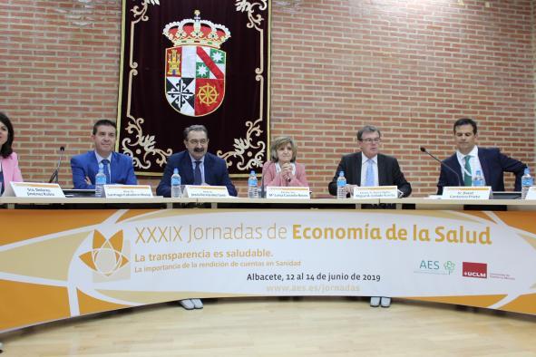 El Gobierno de Castilla-La Mancha destaca la importancia de la sostenibilidad del Sistema Sanitario Público para que continúe siendo un referente a nivel mundial
