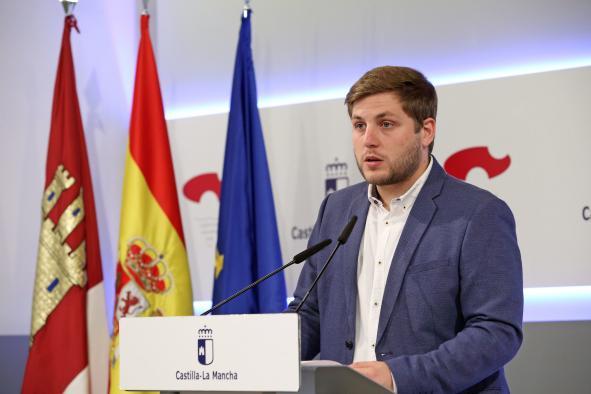El Gobierno regional destinará 11,2 millones de euros en 2019 a reforzar el firme de 16 carreteras de titularidad autonómica