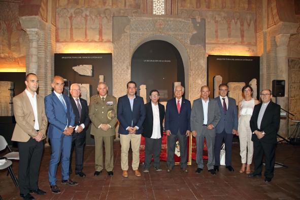 El Gobierno regional felicita a los galardonados de la VII edición de los premios de la Real Academia de Bellas Artes y Ciencias Históricas de Toledo