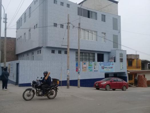 La Asociación 'Padre Usera' agradece la labor del Gobierno regional en la construcción de un centro de terapias en Tablada de Lurín (Perú)