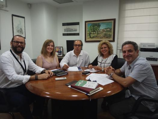Convenio entre Bienestar Social y la Asociación Llanero Solidario