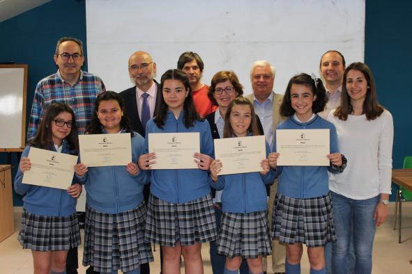 El Gobierno regional valora el trabajo realizado por los centros educativos que han participado en el concurso de consumo responsable 'Consumópolis'