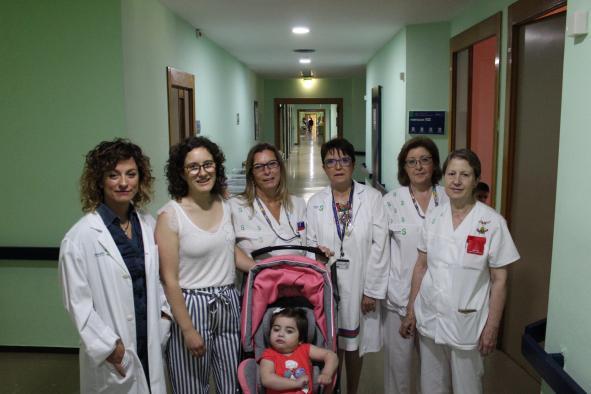 La aplicación de la 'Guía de Buenas Prácticas de Lactancia Materna' mejora el asesoramiento y apoyo a las madres lactantes durante la hospitalización
