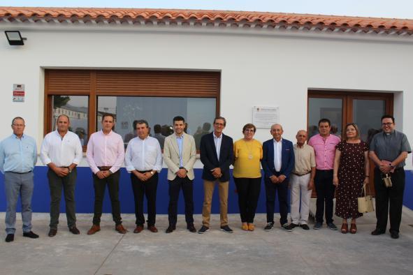 La cooperativa vinicola 'El Carmen' de Campo de Criptana adecua sus instalaciones gracias a una subvención de 108.000 euros del Gobierno regional