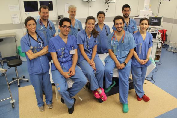 Médicos del Hospital de Toledo, premiados por el mejor caso clínico presentado en la reunión de la Sociedad de Anestesia de Castilla-La Mancha