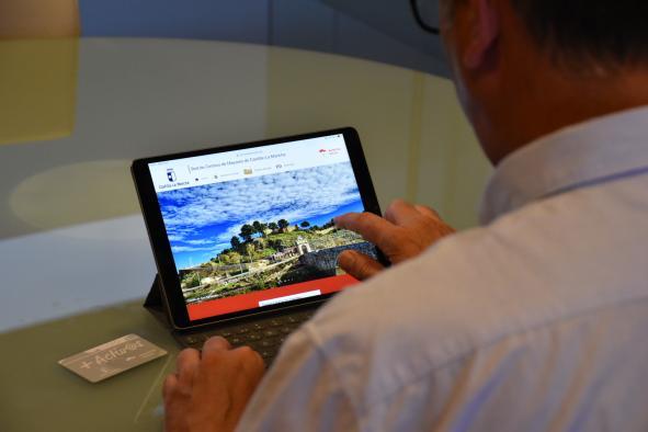 El Portal de Centros de Mayores del Gobierno de Castilla-La Mancha ha recibido 40.000 visitas desde su puesta en marcha