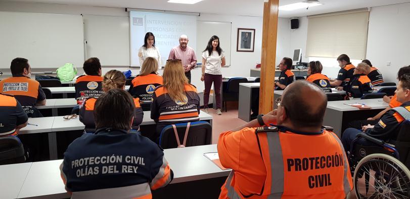 Un total de 1.750 alumnas y alumnos se han formado en los cursos de la Escuela de Protección Ciudadana en el primer semestre de 2019
