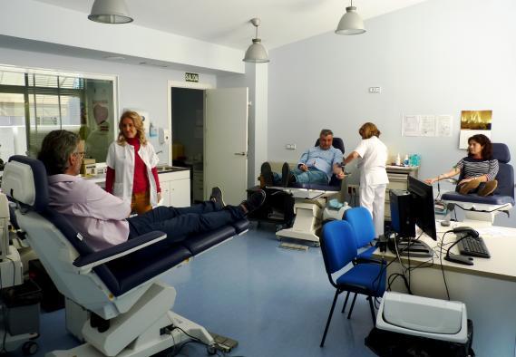 Las donaciones de sangre en Castilla-La Mancha registran un incremento del 4% en los siete primeros meses del año