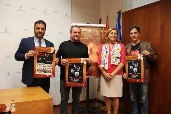 Los ayuntamientos que participen en la Feria de Artes Escénicas de 2020 se beneficiarán de una bonificación en la programación de la temporada siguiente