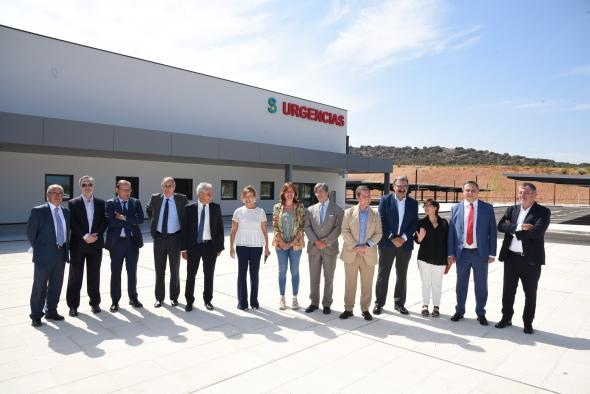 El nuevo Hospital Universitario de Toledo contará con 500 nuevos profesionales más tras su apertura en el primer semestre de 2020