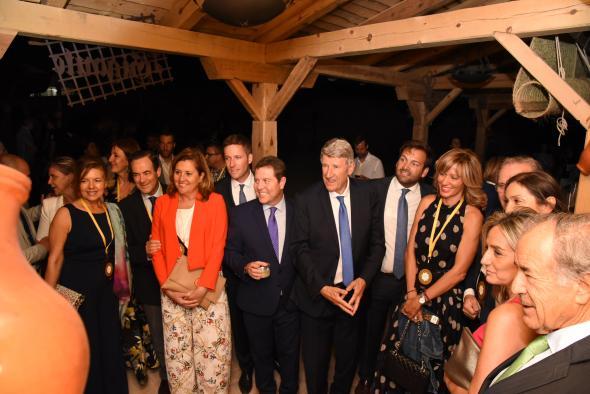 """El presidente García-Page asegura que la apertura de Puy du Fou es una """"brillante página en la historia de Toledo, de Castilla-La Mancha y España"""""""