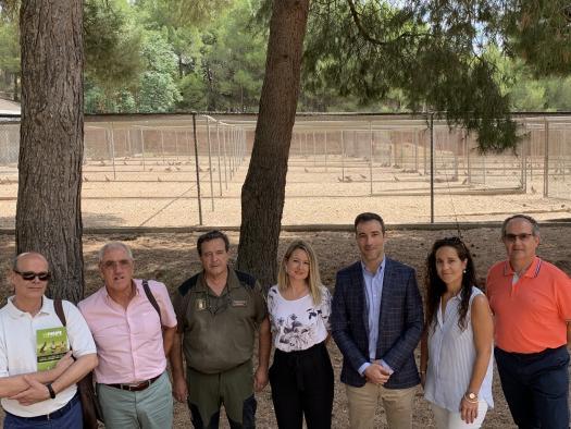 El Gobierno de Castilla-La Mancha invierte 318.000 euros en la recuperación de la perdiz roja esteparia hasta 2021