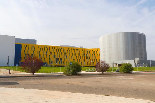 En las próximas semanas arrancarán las visitas programadas al nuevo Hospital Universitario de Toledo