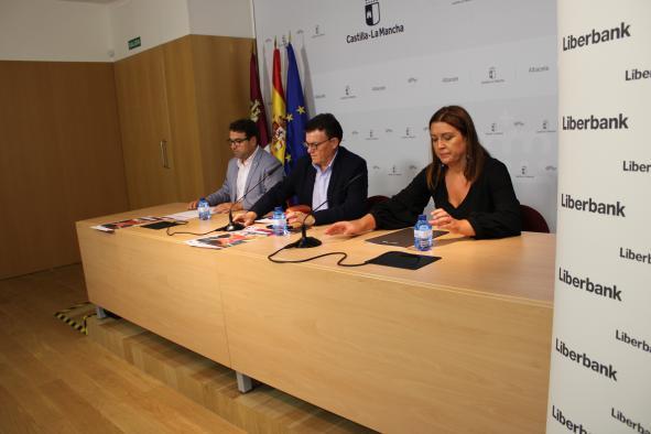 Presentación de la V Semana Europea del Deporte en Albacete