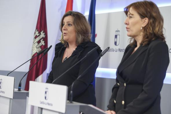 Rueda de prensa del Consejo de Gobierno (Patricia Franco II)