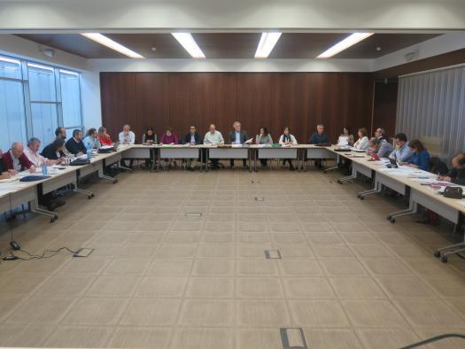 El Gobierno regional aprueba por unanimidad con los sindicatos la Oferta de Empleo Público de personal laboral para 2019, que ascenderá a 399 plazas